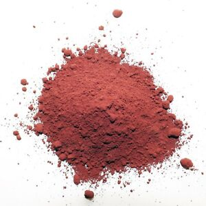 Details about Red Pigment Iron Oxide Powder Glaze Cosmetic Concrete  Coloring Wood Aging