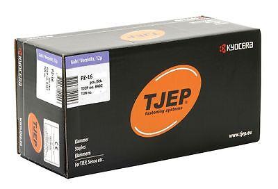 TJEP PZ-16 Klammern 50 mm verzinkt und geharzt