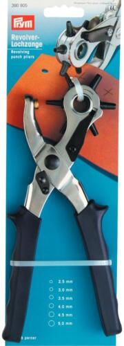 Prym  Revolver Lochzange Revolverlochzange  2,5-5mm  390905