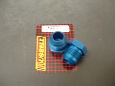 Earls 980612ERL Aluminum Plug