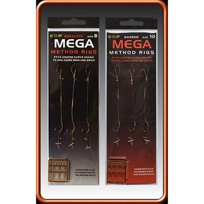 ESP Mega Method Rig Barbless