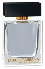 The One Gentleman by Dolce & Gabbana 3.4 oz EDT Spray 3.3 men New tester