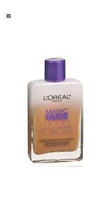 LOreal Paris Magic Nude Liquid Powder Review