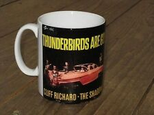 Thunderbirds Are Go Cliff Richard Theme Tune Advert MUG