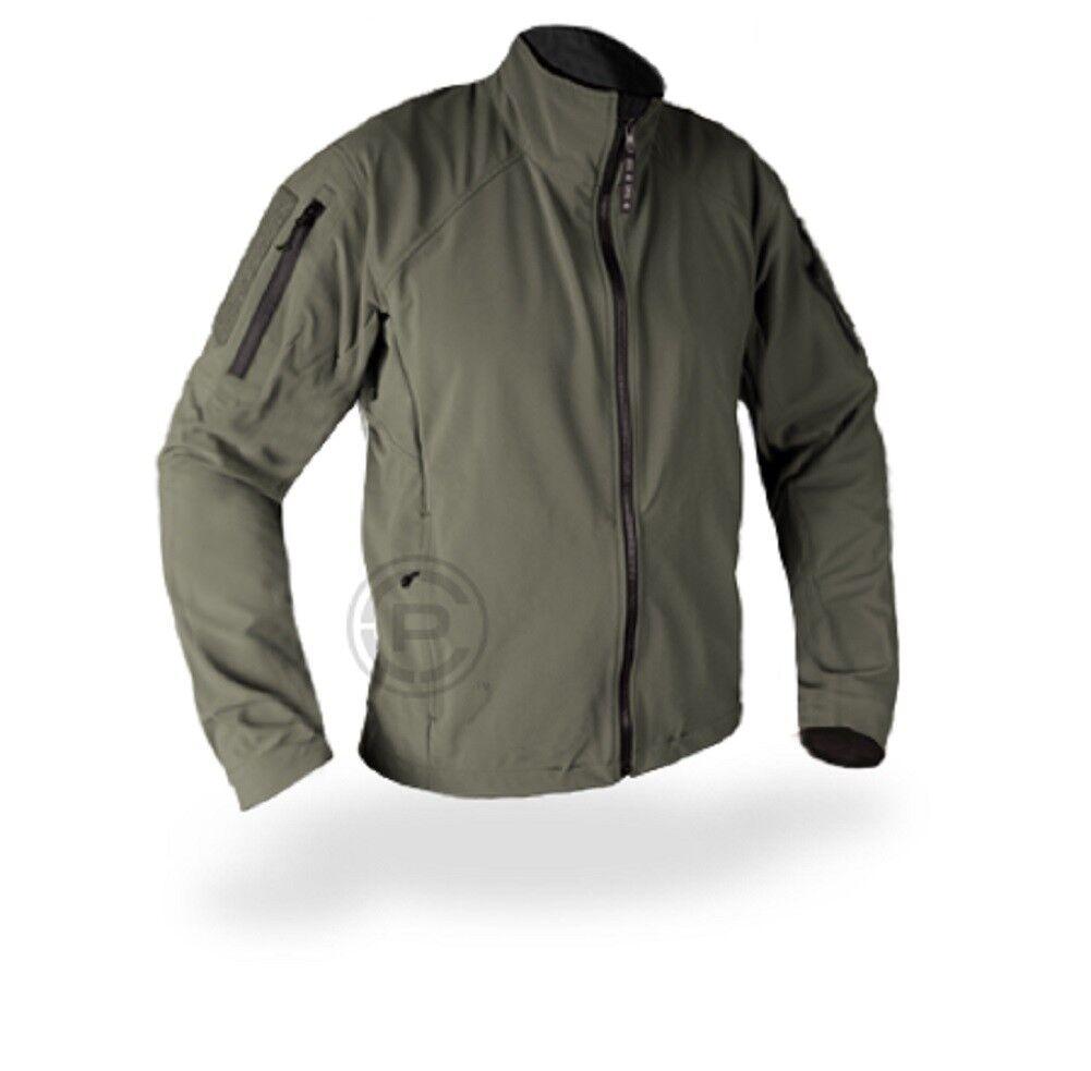 Crye PRECISIÓN FieldShell 2-Ranger verde-Extra Grande XL