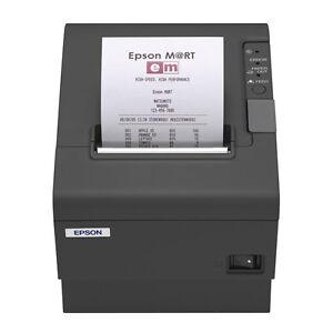 C31C636356-Epson-tm-88iv-RS232-Cutter-imprimante-cuisine-restick-Bon-Imprimante