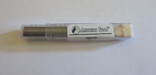 """46010 3FL S.CAR.COMPRESSION 3//8/"""" DIA CNC Woodworking Bit Amana"""