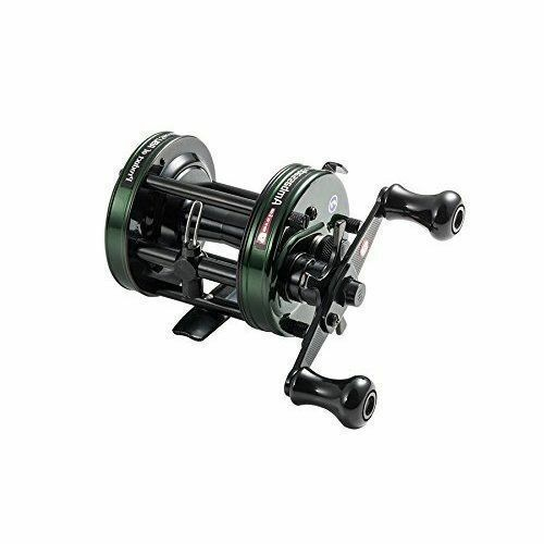 ABU Garcia 17 Ambassadeur. 6501CB FACTORY TUNED GREEN LEFT Japan New