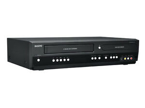 Sanyo-FWZV475F-Combination-VHS-DVD-amp-CD-Player-VHS-to-DVD-Recorder-w-Remote
