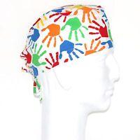 Autism Theme Scrub Hat