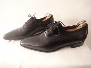c60d99b93d Chaussures Noir Années 1960