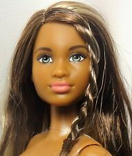 Barbie Fashionistas Doll 21 Pretty in Python Brunette Green eyes Muse pose