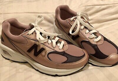 Search For Flights New Balance Rose Gold 498 Wl498ffb Leather Sneakers Women's Us 8 Clothing, Shoes & Accessories