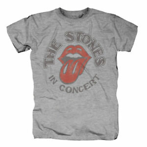 THE-ROLLING-STONES-In-Concert-T-Shirt