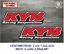 Sticker-Vinilo-Decal-Vinyl-Aufkleber-Adesivi-Autocollant-KYB-Racing-Suspensions miniatura 3