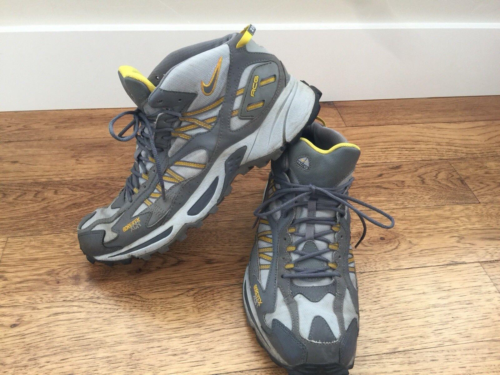 NIKE AIR ZOOM ACG GORE-TEX  XCR Shoes - 030507,  GORE-TEX Size 12 bdf673