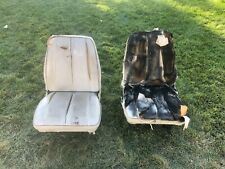 Mopar B Body Low Back Bucket Seats 68 69 Model Year