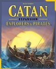 Catan 5th Edition Board Game Explorers and Pirates Expansion