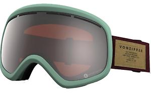 NEW Von Zipper Skylab  Goggles-SIB Sage Satin-2 Lenses-SAME DAY SHIPPING   fantastic quality