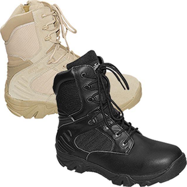 IC Tactical Boots a Delta Force outdoor escursioni a Boots piedi INSERTO Stivali Trekking Boots 38-47 d24e89