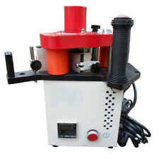 220v Portable Woodworking Edge Banding Machine Straight Or Curved Lines Bander