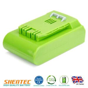 Shentec 24V 3000mAh Li-ion Battery For Greenworks G-24 24V 29842 29852