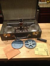Vintage Mov E Lite Movie Lighting Film making photography equipment With Case