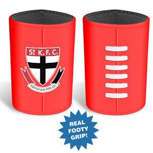 St-Kilda-Saints-AFL-3D-Ball-Stubby-Can-Cooler-AFL-OFFICIAL-MERCHANDISE