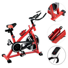 Exercise Bike Fitness Gym Bicycle Home Indoor Workout Spin Bicycle Machine