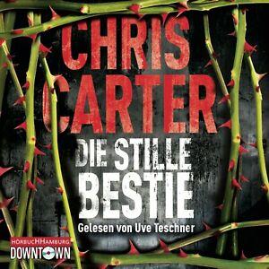 UVE-TESCHNER-CHRIS-CARTER-DIE-STILLE-BESTIE-6-CD-NEW