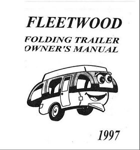 coleman trailer owners manual 1997 destiny sea pine bayport rh ebay com 2000 coleman westlake owners manual pdf 2003 coleman westlake owners manual