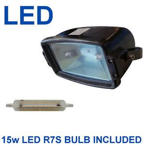 IP65-DEL-Projecteur-Affichage-Lumineux-Bright-Ampoule-15-W-Exterieur-Interieur-Lampe-de-projecteur
