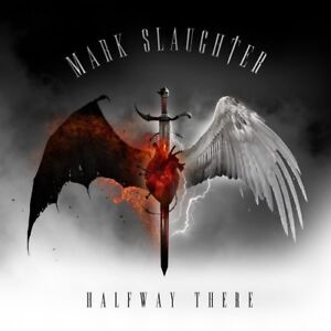Mark-Slaughter-Halfway-There-colored-Vinyl-New-Vinyl-LP-Colored-Vinyl