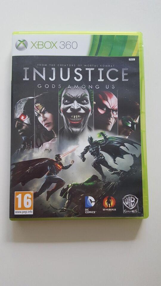 Injustice, Xbox 360