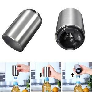 Edelstahl-Automatische-Bar-Flaschenoeffner-Bierdeckel-Wein-Flaschenoeffner-ZR