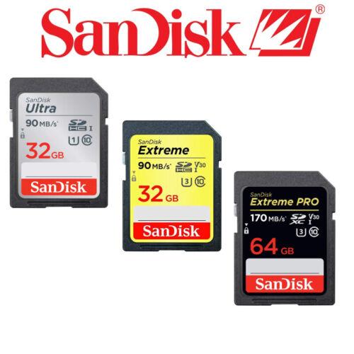 DSC-W800 DSC-WX350 DSC-RX100 Sandisk SD Tarjeta De Memoria Para Sony DSC-HX400V