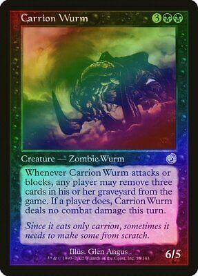 Black Torment Mtg Magic Uncommon 4x x4 4 PLAYED Zombie Trailblazer