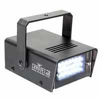 Chauvet Dj Plug-and-play Mini Strobe Light Effect Fixture With 21 Leds on sale