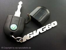16VG60 Schlüsselanhänger VW Golf 2 16V-G60 Limited Edition One GTI VR6 1,8T 1 3
