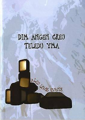 (Very Good)-Dim Angen Creu Teledu Yma (Paperback)-Evans, Aled Lewis-1900437864