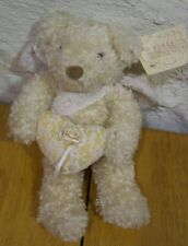 Russ HARMONY ANGEL TEDDY BEAR Plush Stuffed Animal NEW