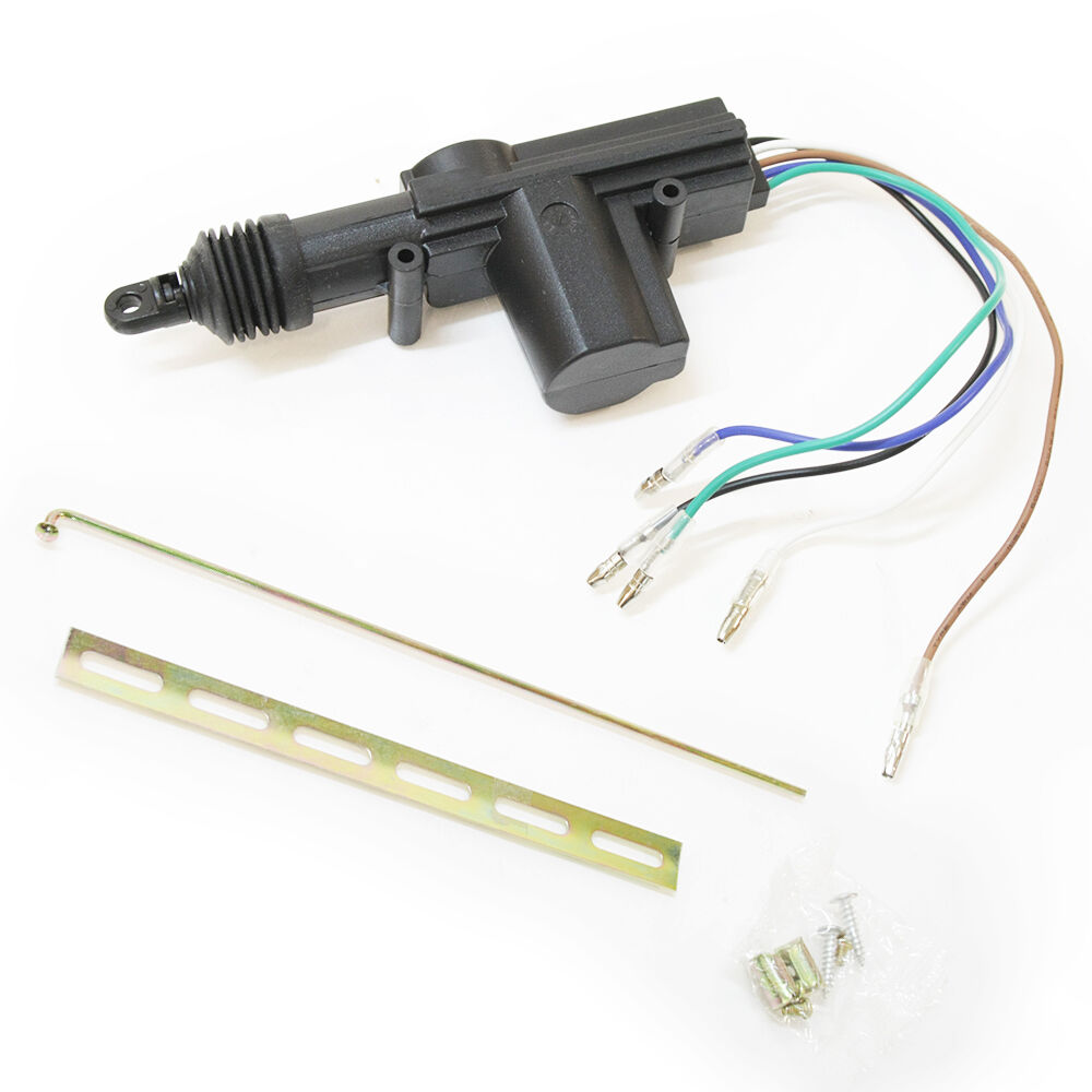 Car Heavy Duty Power Door Lock Actuator Kit For Central
