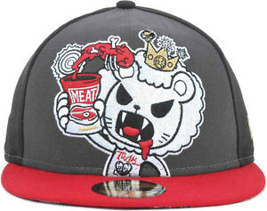 0a1e229c6 Details about Tokidoki New Era ROYAL PRIDE Lion Papa Carne TKDK 59Fifty  Fitted Cap Hat NEW