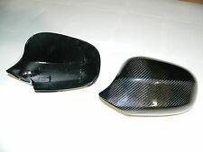 BMW E90 E91 Facelift Carbon Spiegelkappen Spiegel Mirror Replacements Cover