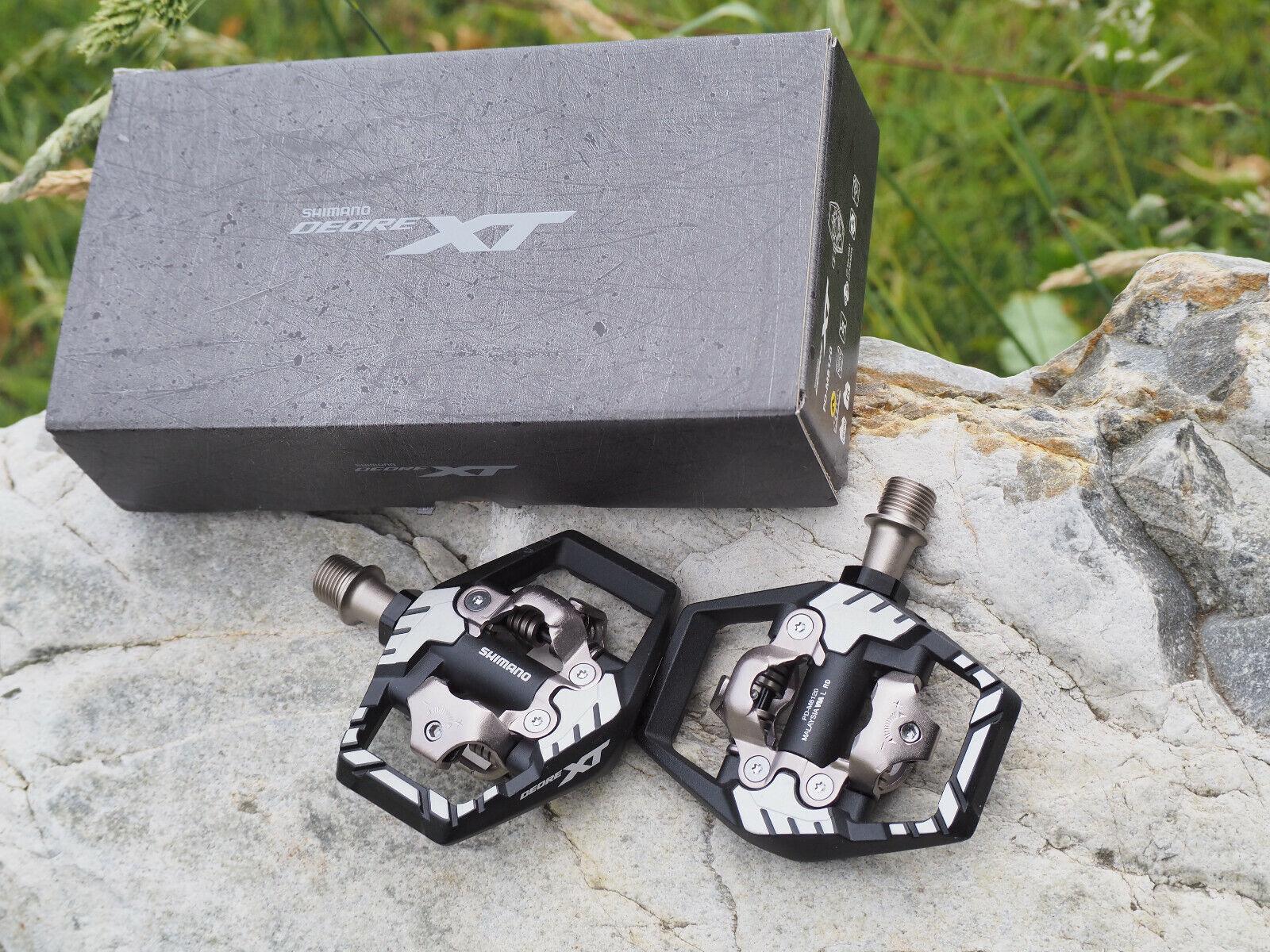 Shimano xt pedal PD-m 8120 pedal de clic MTB mountainbike bicicleta pedales 2020