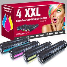 4 Kartuschen für HP Color LaserJet CP 1514 N