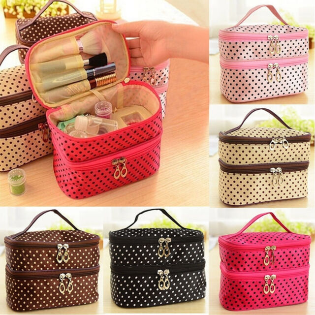 491aecd0e4f7 Travel Multifunction Cosmetic Bag Organizer Pouch Toiletry Wash Case Makeup  Bags