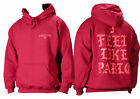I Feel like Pablo Red Hoodies/ Saint Pablo Sweat Shirt- Music