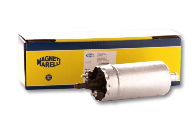 MAGNETI MARELLI In Line Fuel Pump for BMW 3 E30 E36, 5 E12 E28, 6 E24, 7 E23, Z1
