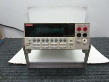 Keithley 2000 Benchtop 6 12 Digit 65 Multimeter Sn0689433